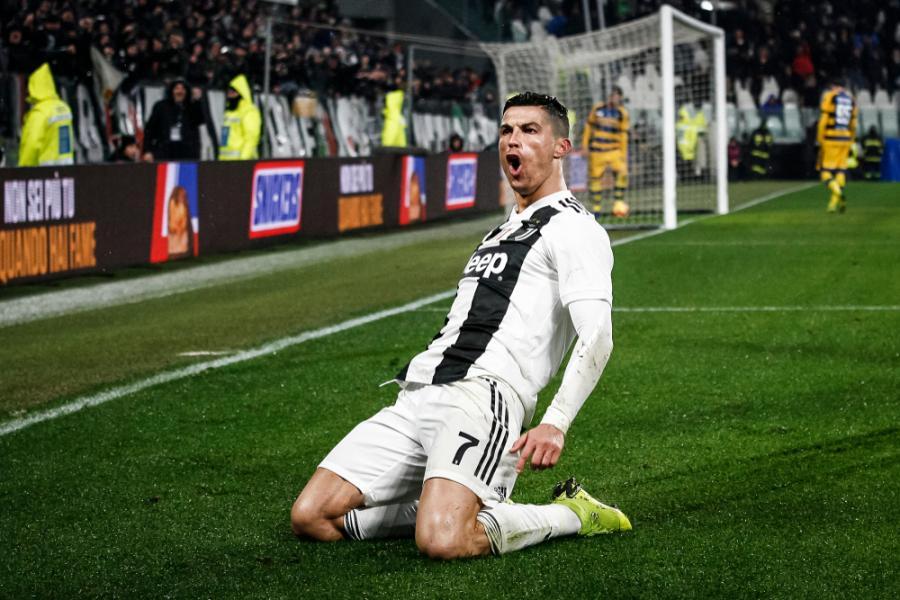 Juventus Turyn, Ronaldo