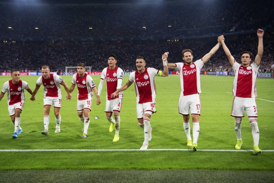 Piłkarze Ajaksu Amsterdam