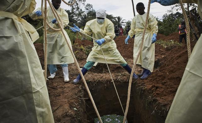 EPIDEMIA EBOLI W DEMOKRATYCZNEJ REPUBLICE KONGA