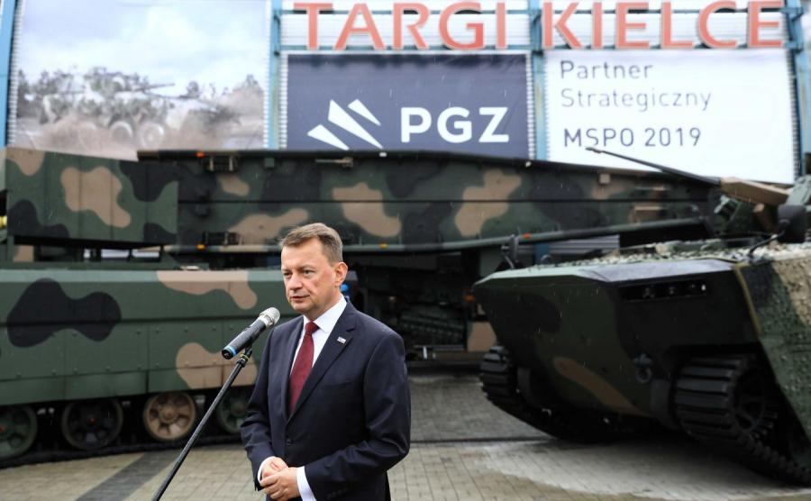 Mariusz Błaszczak MON