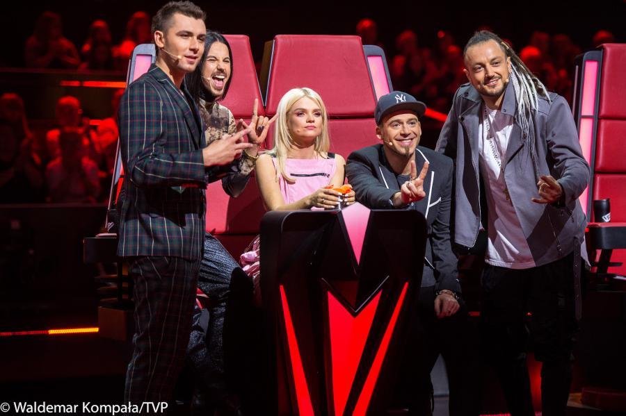 The Voice Of Poland; fot. Waldemar Kompała/TVP