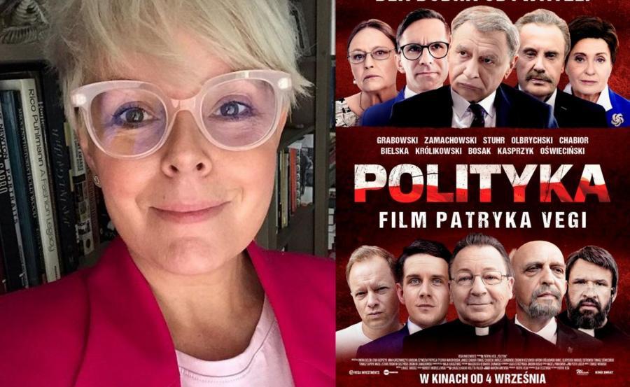 Karolina Korwin Piotrowsk, plakat filmu \