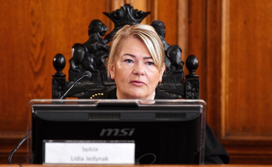 sędzia Lidia Jedynak