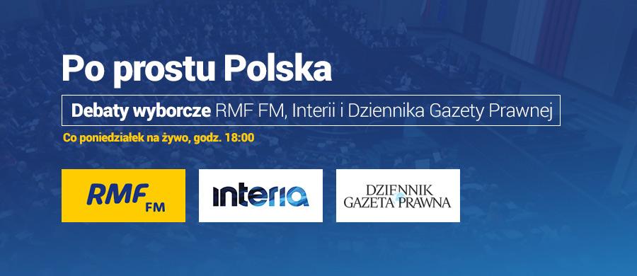 Debata RMF FM, DGP i Interii