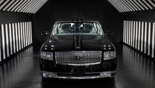 Toyota Century - na bazie tej słynnej limuzyny powstał samochód dla nowego cesarza Japonii, Naruhito