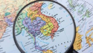 Południowo-wschodnia Azja