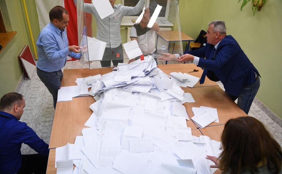 Liczenie głosów w komisji