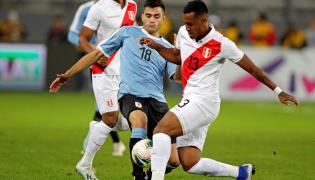 Mecz Peru-Urugwaj