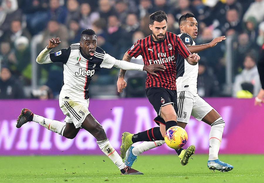 Juventus - AC Milan