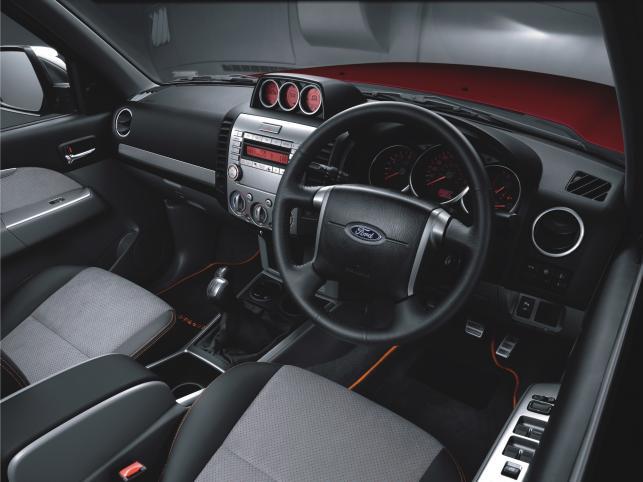 Auto może rozpędzać skrzynia manualna lub 5-biegowy automat