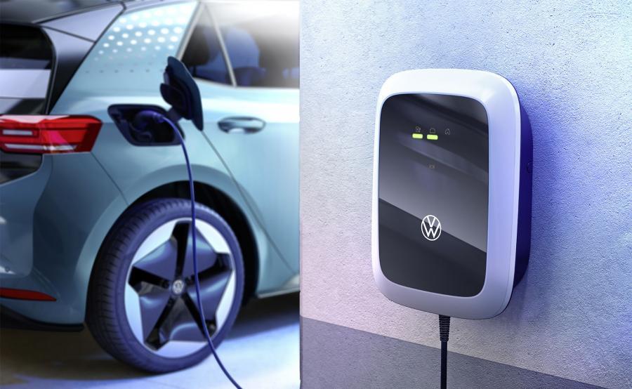 VW zaoferuje wallbox ID.Charger w trzech wersjach