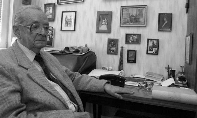 Nie żyje Wiesław Krawczyński, żołnierz AK i były prezes Związku Sybiraków. Miał 100 lat