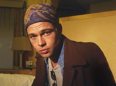 Brad Pitt©Credit William Rutten_IdolsWE RESERVE THE RIGHT TO INCREASE REPRODUCTION FEES BY 50% FOR ANY CREDIT OMITTEDPLEASE AGREE FEE BEFORE USAGERestrictions : This image is subject to Idols standard terms and conditions of reproduction and delivery.Please note this image is supplied in  Adobe RGB (1998) Colourspace. A CMYK conversion calibrated to the printing process will be required for accurate reproduction.No Holland.