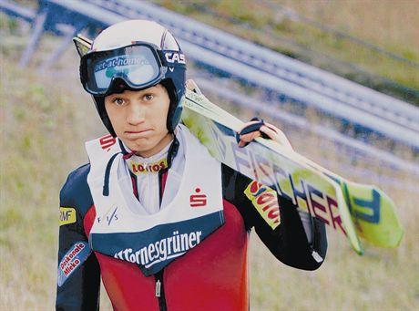 sport skoki narciarskieletni puchar swiataklingenthal kwalifikacjen/z kamil stoch05/10/2007fot. alex domanski / contrast