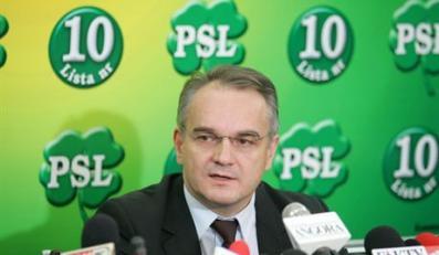 """Sondaż """"Wprost"""": Polacy najbardziej wierzą w Pawlaka"""