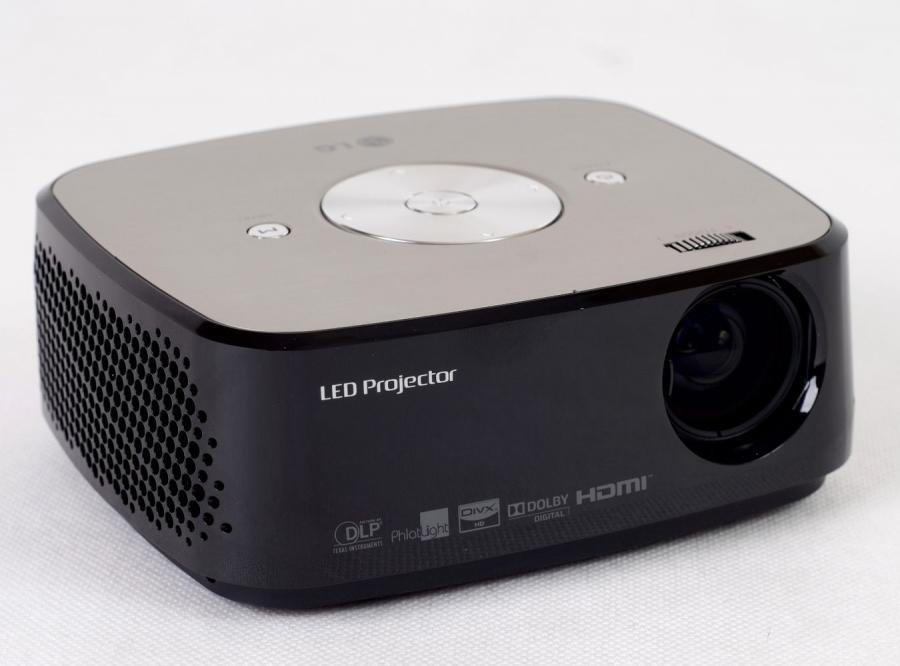 Miniaturowy projektor wprost na mundial