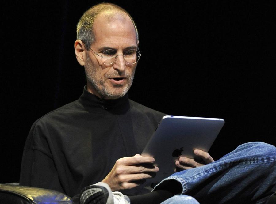 Nowe zabawki Steve\'a Jobsa