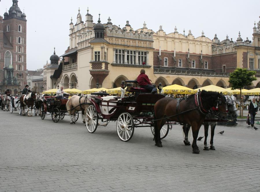 Najdroższe hotele w Polsce są w Krakowie