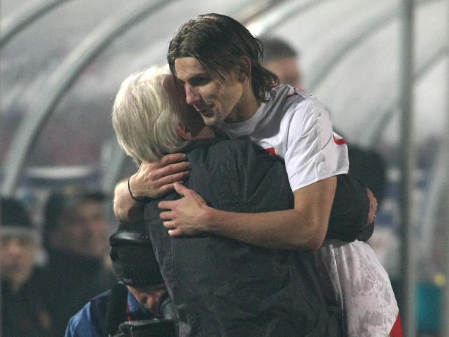 Polska wygrała z Belgią 2:0