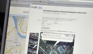 """""""Zamaż swój dom w Google Street View"""""""