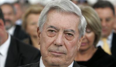 Mario Vargas Llosa laureatem literackiego Nobla 2010