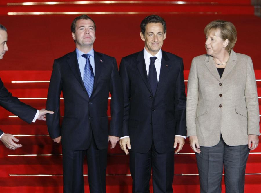 Francja i Niemcy resetują relacje z Rosją