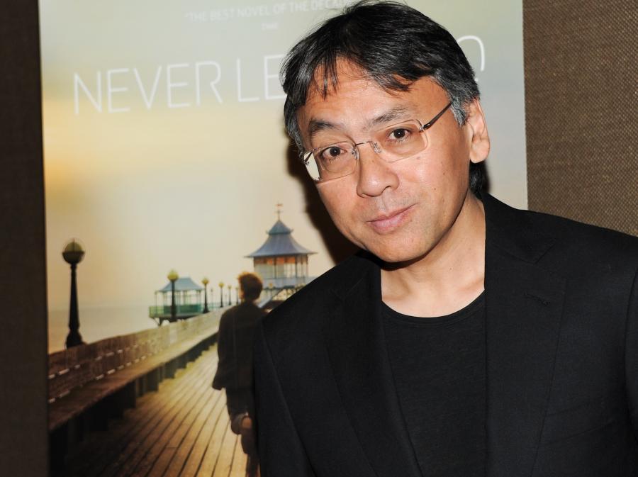 Laureat Nagrody Bookera Kazuo Ishiguro