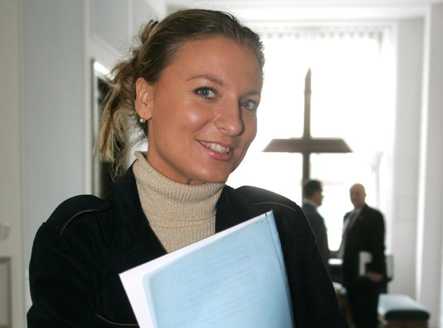 Była posłanka Sandra Lewandowska opowiada o swojej karierze w Samoobronie
