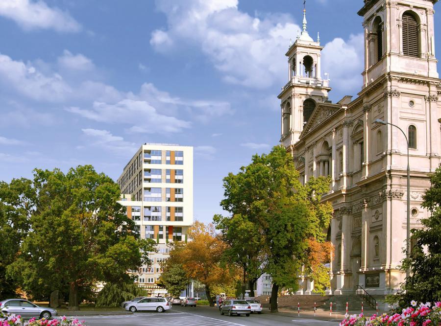 Mieszkania w centrum mogą być dobrą inwestycją