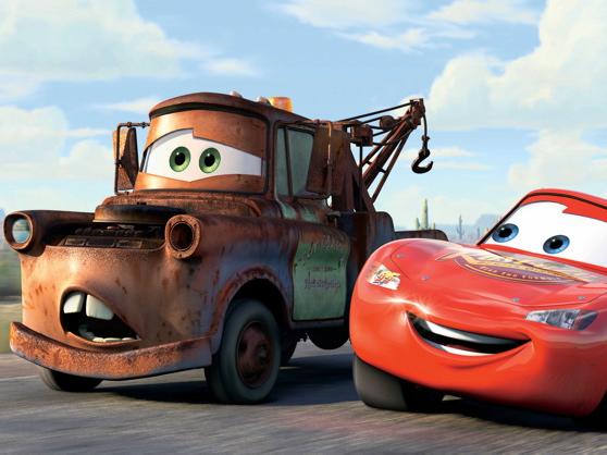 Złomek i McQueen