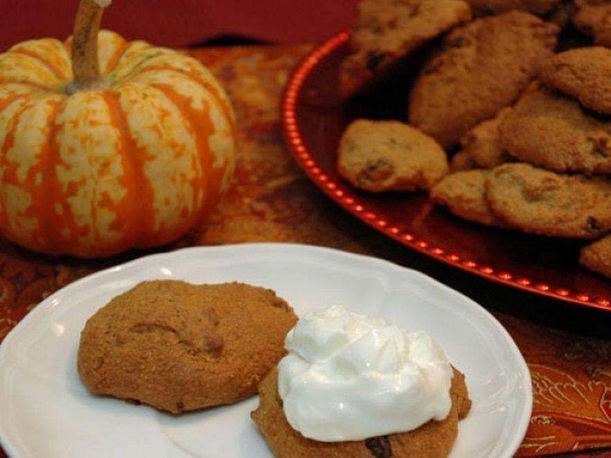 Ciasteczka dyniowe: pyszna alternatywa dla tłustych kremów