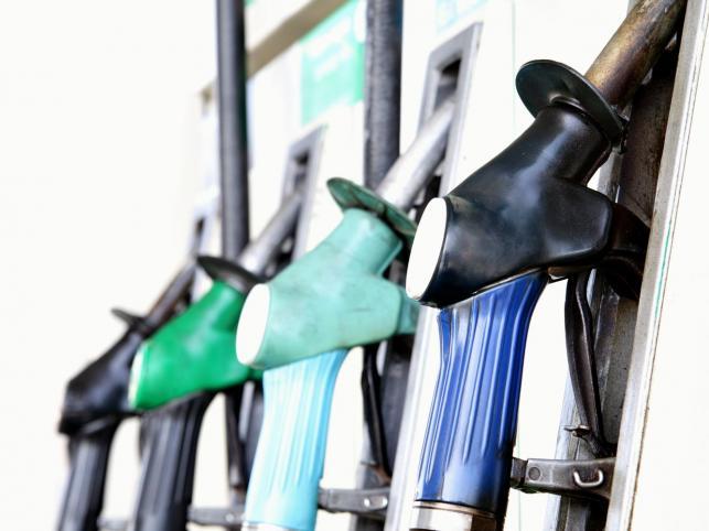 Pomyłka przy tankowaniu paliwa?