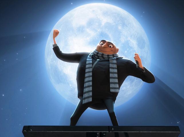 Jak ukraść księżyc