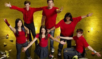 """""""Glee"""" jest jednym z faworytów tegorocznych Złotych Globów"""