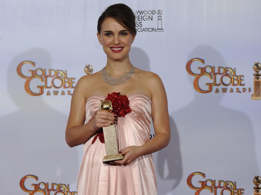 Najlepsza aktorka Natalie Portman