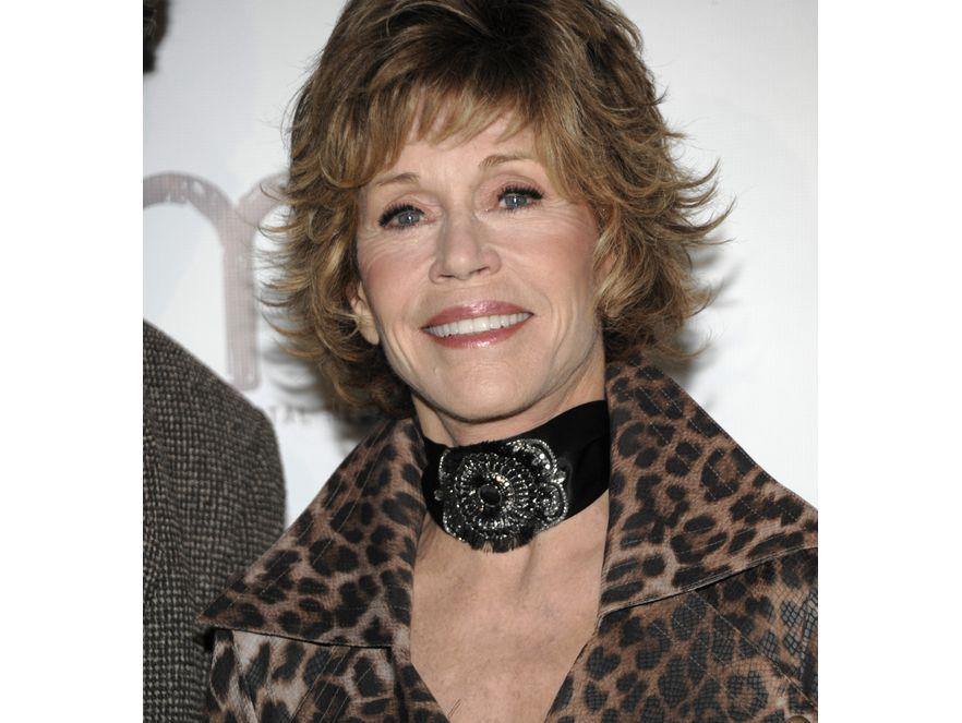 Fonda była seksowną Barbarellą. Teraz jest jedną z najseksowniejszych babć wnucząt Malcolma i Vivy