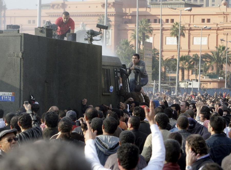 MSZ ostrzega Polaków przed podróżą do Egiptu
