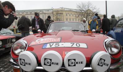 Historyczny Rajd Monte Carlo. Jadą wszystkie polskie załogi