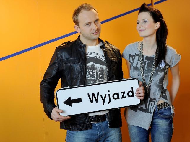 """Borys Szyc wystąpi w nowym serialu """"Przepis na życie"""""""