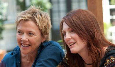 Annette Bening i Julianne Moore