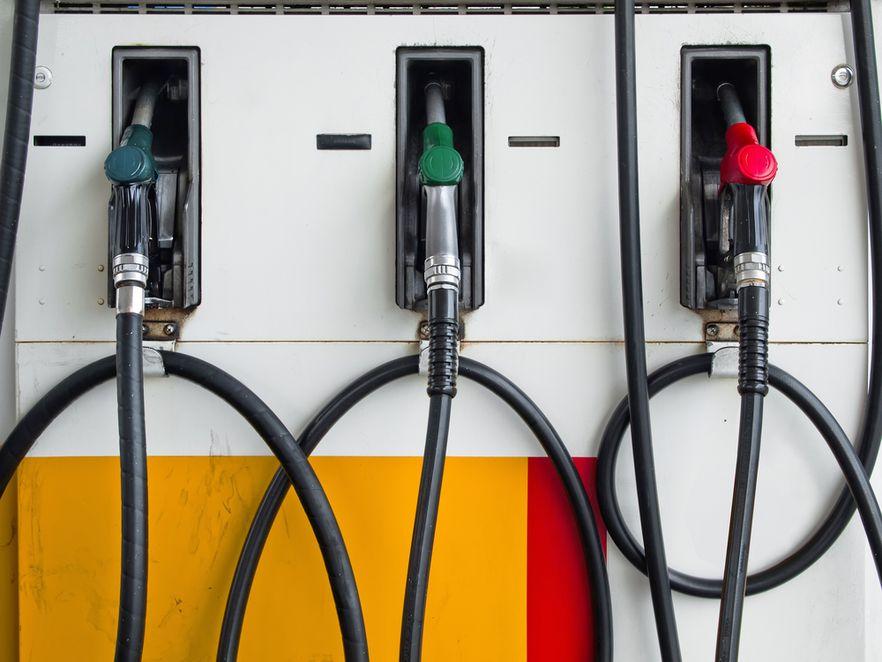 Dystrybutor paliwa