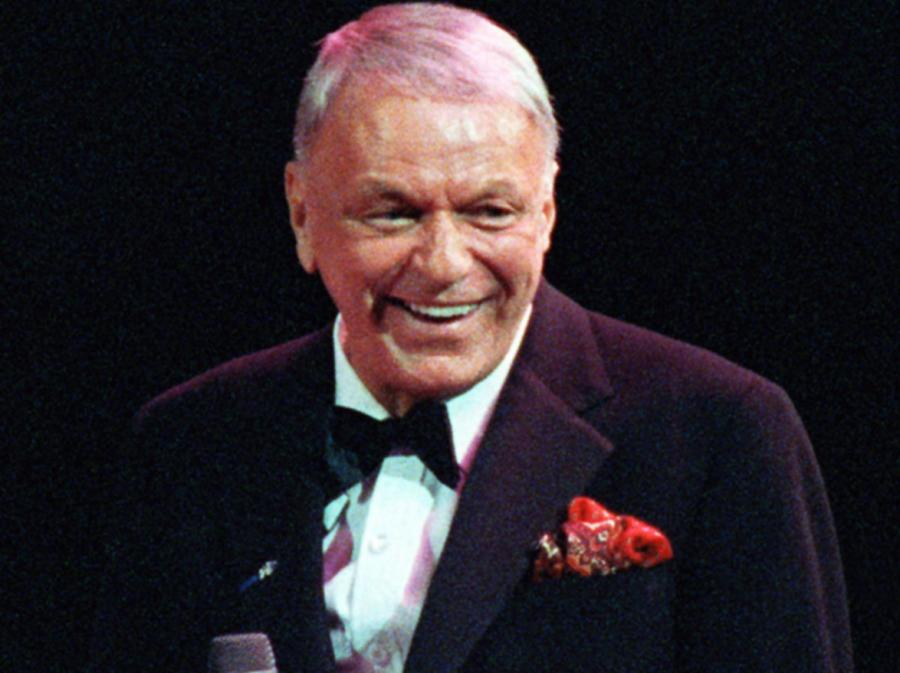 Sinatra wiecznie żywy