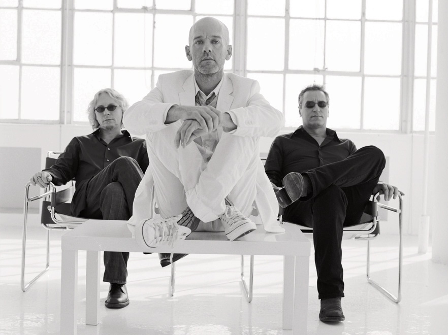 Nowe piosenki na pożegnanie R.E.M