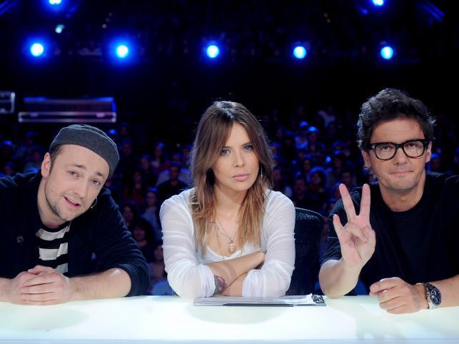 """Maja Sablewska w """"X Factor"""". Dla udziału w muzycznym show menadżerka poświęciła współpracę z Edytą Górniak. Niestety okazało się, że Maja nie jest osobowością telewizyjną. Jak powiedział o swojej koleżance Kuba Wojewódzki, manekin posadzony na jurorskim fotelu radziłby sobie równie dobrze jak ona."""