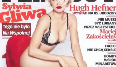 """Sylwia Gliwa dała się skusić Playboyowi"""", fot. Irek Kielczyk"""