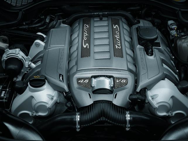 Nowe Porsche Panamera turbo S