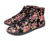 Kwiatowe obuwie na sezon wiosna-lato 2011 z kolekcji Reserved
