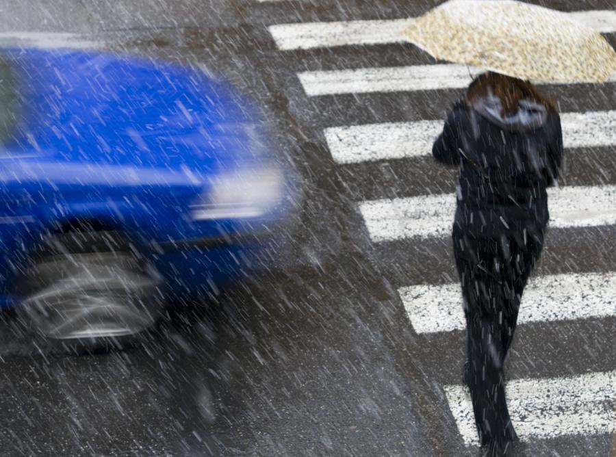 Weekend nie będzie udany. Zimno, szaruga i deszcz ze śniegiem!