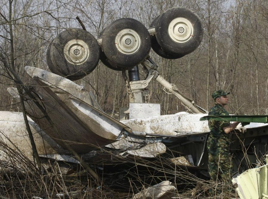 Opinia eksperta: Poważny błąd rządu w sprawie Smoleńska