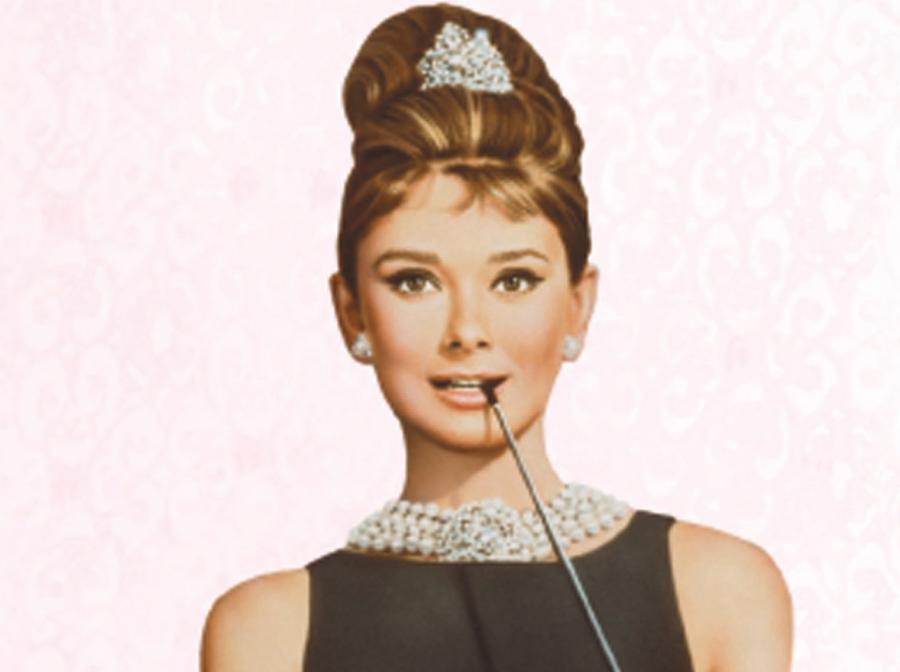 Audrey Hepburn w \